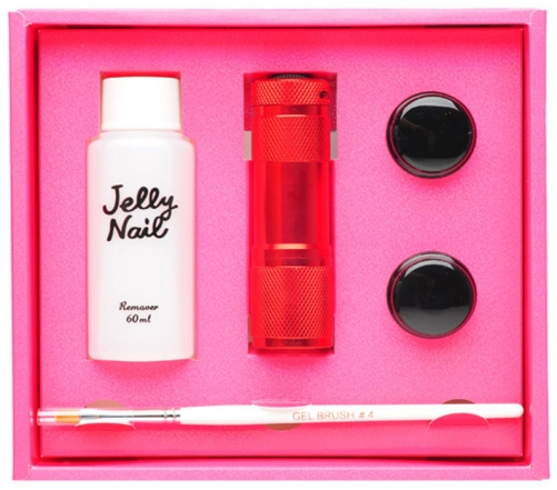 Jelly Nail Starter Kit ด้านใน